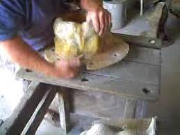 demolding ornamental concrete cenent molds