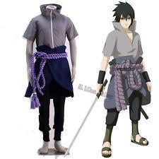 Sasuke Halloween Costumes Sasuke Cosplay Ebay