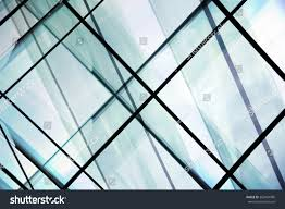 highrise multistory glass architecture multiple transparent stock