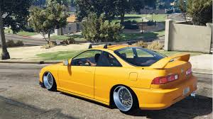 honda integra jdm gta v acura integra jdm stock 1 0 enromovies youtube