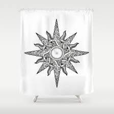 Chemistry Shower Curtains Society6 20 Best Shower Curtain In Society6 Images On Pinterest Shower