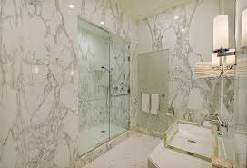 Bathroom Group Contemporary Master Bathroom With Handheld Shower Head By The