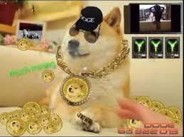 Dogecoin Meme - doge dogecoin youtube