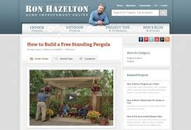 Free Pergola Plans And Designs by 9 Best Guides To Build Pergola With New Plans And Designs