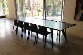 Jarrah Boardroom Table Vista St Dining Table By Nathan Day Design Handkrafted