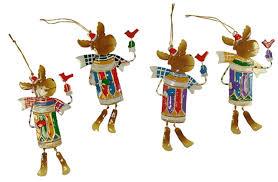 club pack of 216 whimsical reindeer ornaments 7 25