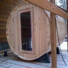 Backyard Sauna Plans by Sauna Reviews Almost Heaven Saunas
