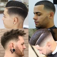 low fade haircut men s hairstyles haircuts 2018