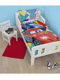 Junior Cot Bed Duvet Set Official Disney Cars Junior Duvet Cover And Pillowcase Set