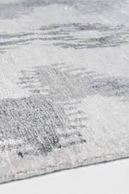 Pale Blue Rug Ikat Bamboo Pale By The Rug Company The Rug Company