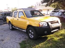 yellow nissan truck loughmiller motors