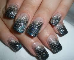 210 best nails glitter images on pinterest coffin nails make