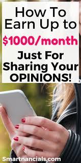 Money Making Online Surveys - best 25 get paid online ideas on pinterest surveys for money