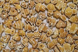 advent gingerbread decorations blackfriars