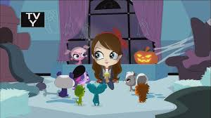 halloween lps littlest pet shop of horrors littlest pet shop 2012 tv series