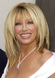 suzanne somers hair color hair colar and cut style