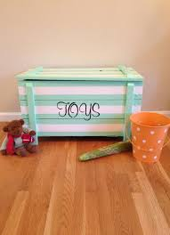 How Do You Make A Wooden Toy Box by Best 20 Painted Toy Chest Ideas On Pinterest Wood Toy Chest