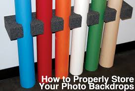 vinyl photography backdrops how to properly store your photo backdrops backdrop express