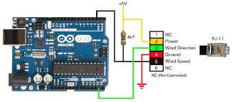 davis anemometer arduino hookup code part 1 of 3