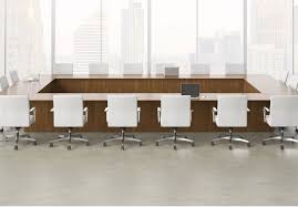 modern boardroom table impress board members with these five modern conference room