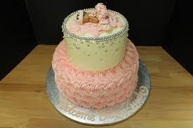 princess baby shower cake baby shower tier cakes sophisticakes bakery drexel hill delaware