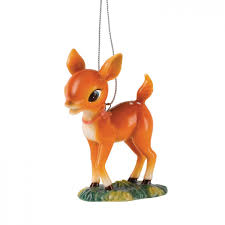 nostalgic reindeer ornament royal doulton us
