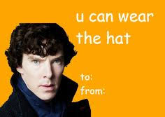 sherlock valentines day cards community post 21 valentines for the sherlock fan in your