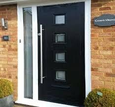 Exterior Doors Fitted Composite Front Doors Composite Exterior Doors Uk Hfer