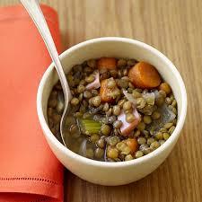 slow cooker lentil soup recipes weight watchers