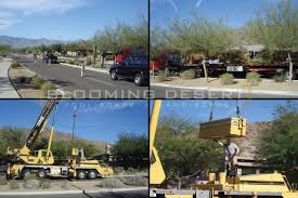 Outdoor Kitchens Arizona Ahwatukee Landscaping Case Study Blooming Desert