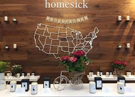 Homesick Candle New York City Pop Up Shop U2013 Homesick Candles