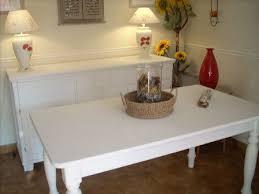 repeindre une table de cuisine en bois repeindre des meubles en bois excellent voici une photo pour se