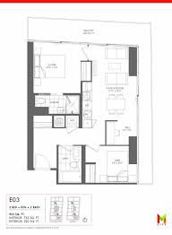 floor plans u2013 m city condos mississauga