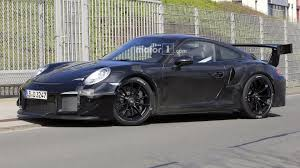 Porsche 911 1st Generation - porsche 911 gt2 rs first official specs are in