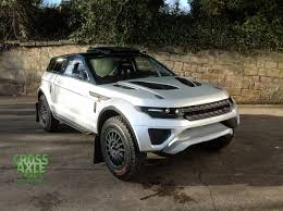 racing land rover company profile milner off road