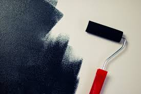 free stock photo of black color paint free download