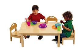 low toddler table u0026 4 chairs