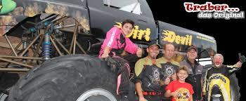 traber monstertruck stuntmen show