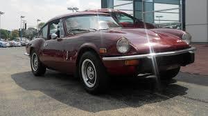 1973 triumph gt6 mkiii fastback t73 chicago 2013