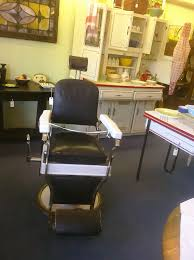 Antique Barber Chairs For Sale Searching For Vintage Finding The Best Antique And Thrift Shops