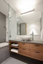 Modern Bathroom Cabinets Renew Your Small Bathroom With Modern Decor In Green Modern