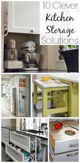 clever kitchen storage ideas kitchen concepts 10 clever kitchen storage solutions