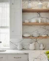 marble backsplash kitchen best 25 marble countertops ideas on white marble