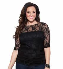 blouses for plus size trendy plus size lace blouses for with sleeves 2018