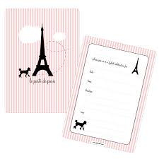 paris inspired theme lifes little celebration