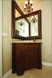 corner vanity cabinet lowes home design ideas