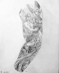 Half Sleeve Forearm Tattoo Ideas Alien Tattoo Designs On Left Sleeve For Guys Photos Pictures