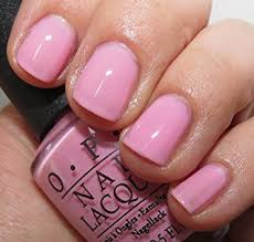 buy opi nail polish i think in pink online at low prices in india