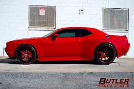 Wide Rims And Tires For Trucks Wide Body Dodge Challenger On Asanti Wheels Trending At Butler