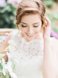 hairstyles for boat neckline wedding hairstyles and wedding makeup photos inside weddings